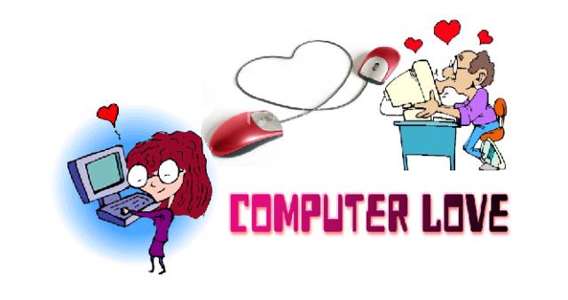 COMPUTER LOVE TMI ART