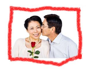 Min kone og jeg er separert og hun er dating