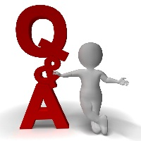 questions and answers, Q & A